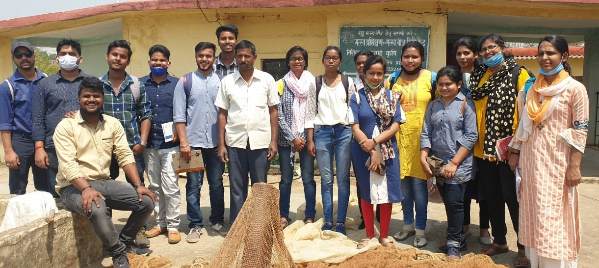 झारखंड में पहली बार छात्रों को मिलेगी बैचलर ऑफ फिशरीज साइंस की डिग्री