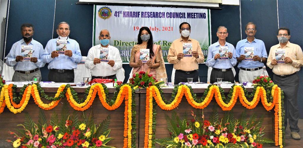 कृषि के अभिनव तकनीकों के प्रभावी शोध कार्यक्रमों की बनीं रणनीति